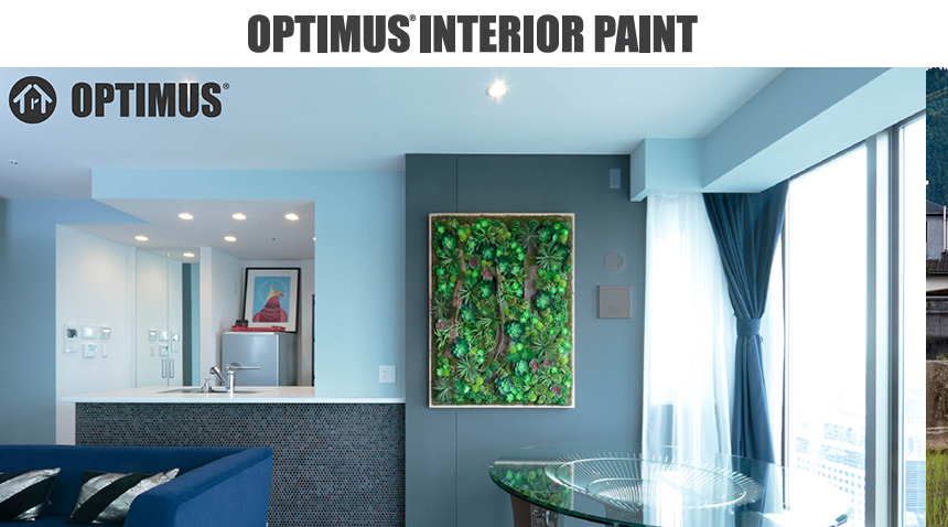 OPTIMUS INTERIOR PAINT