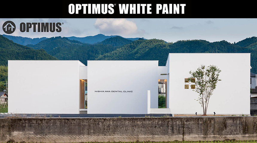 OPTIMUS WHITE PAINT